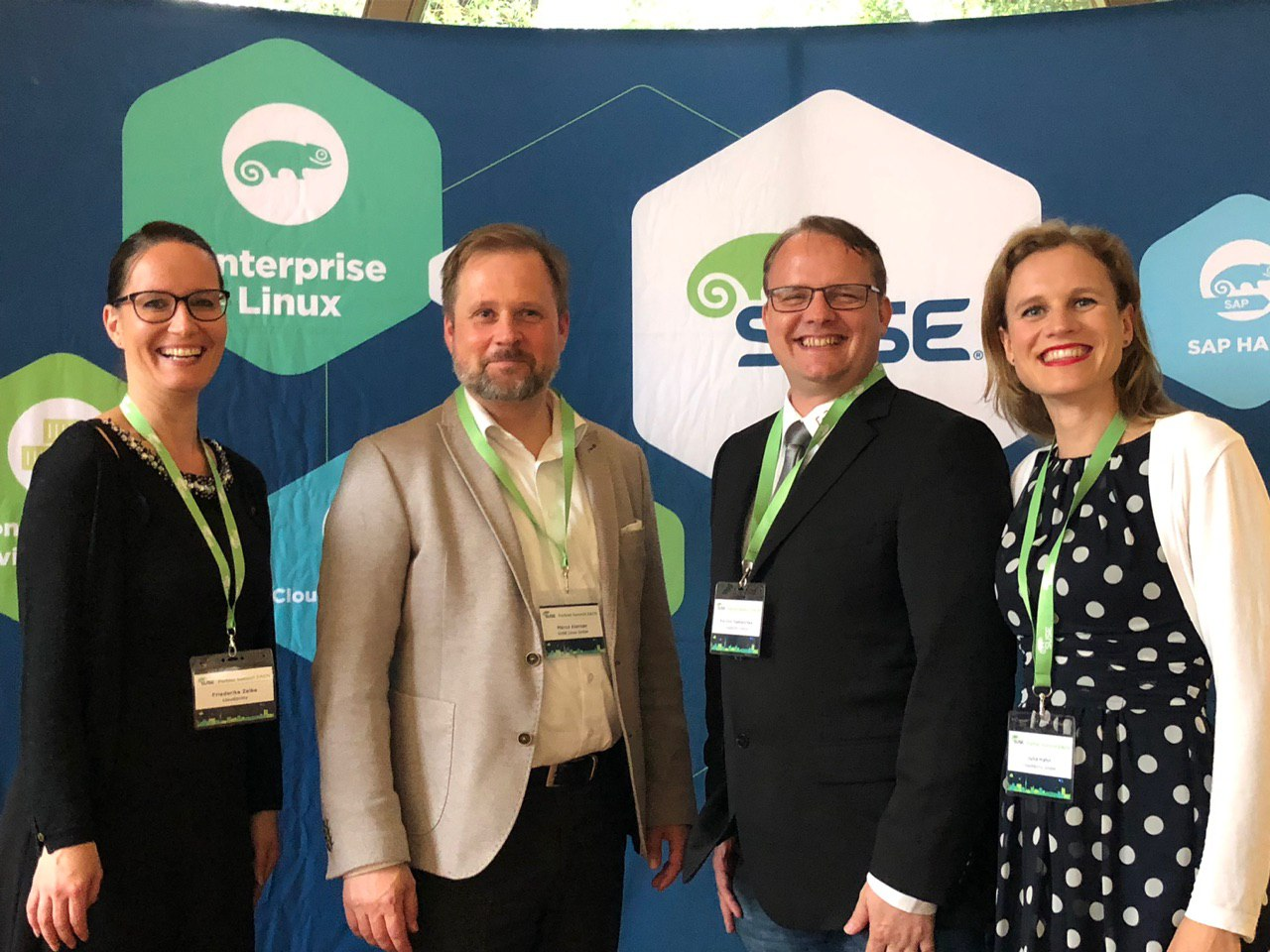 Cloudical GmbH won the Best New Partner Award 2019 at the SUSE DACH Summit